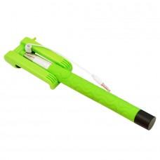 МОНОПОД ДЛЯ СЕЛФИ (ПАЛКА) KJSTAR Z06-4 (Зеленый)  для смартфонов