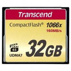 Флеш карта CF 32GB Transcend Ultra Speed 1000X (TS32GCF1000)