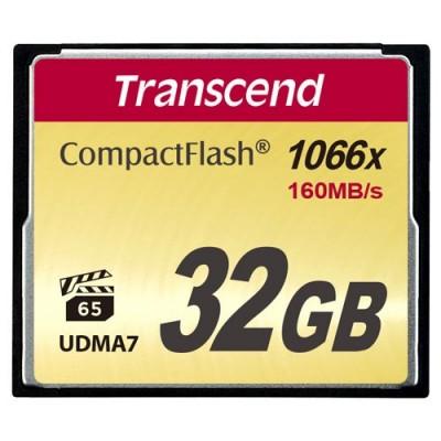 Флеш карта CF 32GB Transcend Ultra Speed 1000X (TS32GCF1000)