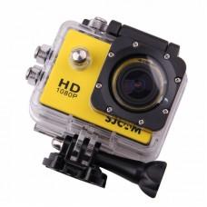 Экшн-камера SJCAM SJ4000 (Yellow)