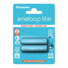 Аккумулятор PANASONIC Eneloop Lite AA 950 2BP (BK-3LCCE/2BE)