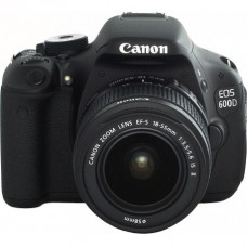 Зеркальный фотоаппарат Canon EOS 600D Kit 18-55 IS II