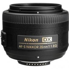 Объектив Nikon AF-S 35mm f/1.8G DX Nikkor