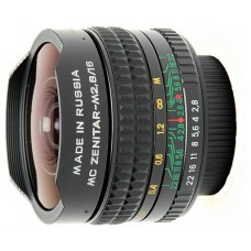 Объектив Зенит Зенитар-C 16mm f/2.8 для Canon