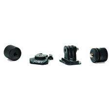 Набор адаптеров JOBY Action Adapter Kit (черный)