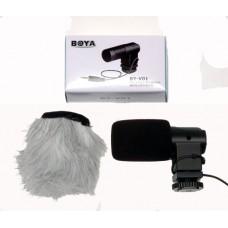 Стерео-микрофон BOYA BY-V01
