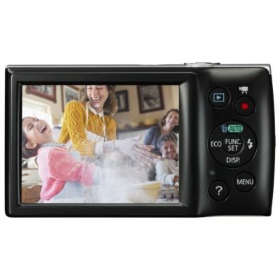Компактный фотоаппарат Canon IXUS 160 Black