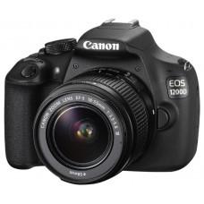 Зеркальный фотоаппарат Canon EOS 1200D kit 18-55 DCIII Black