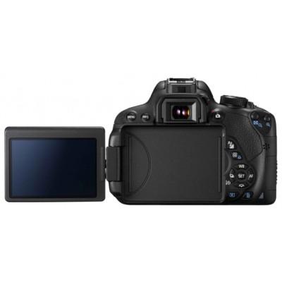 Зеркальный фотоаппарат Canon EOS 700D EF-S 18-55 IS STM