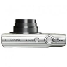 Компактный фотоаппарат Canon IXUS 160 White