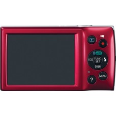 Компактный фотоаппарат Canon IXUS 160 Red