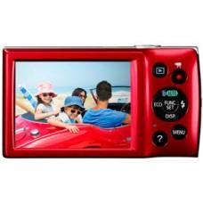 Компактный фотоаппарат Canon IXUS 165 Red