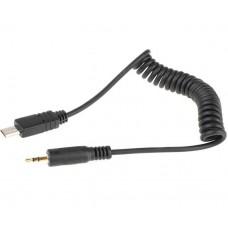 JJC Cable-F2 Кабель спуска затвора камер Sony (типа RM-VPR1)