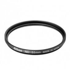 Защитный фильтр Nikon NC 55mm