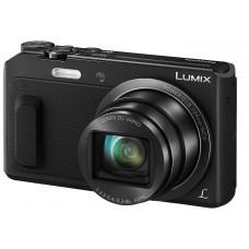 Компактный фотоаппарат Panasonic DMC-TZ57EE-K Black