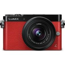 Цифровой фотоаппарат Panasonic DMC-GM5 Kit 12-32mm Red
