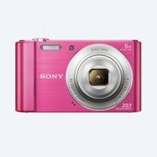 Компактный фотоаппарат  SonyCyber-shot DSC-W810-Pink