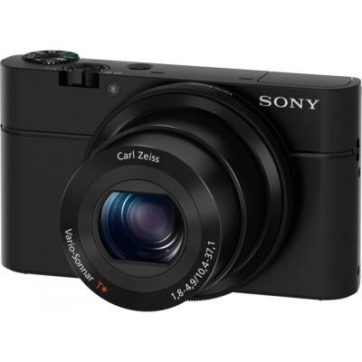 Компактный фотоаппарат Sony Cyber-shot DSC-RX100
