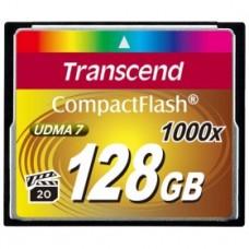 Флеш карта CF 128GB Transcend Ultra Speed 1000X (TS128GCF1000)
