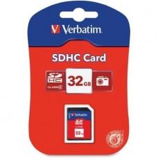 Карта памяти 32GB Verbatim SDHC Class 4 (44022)