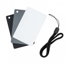 Карточка для установки баланса белого JJC GC-2