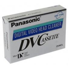 Кассета чистищяя MINI DV Panasonic AY-DVMCLWW Head Cleaner