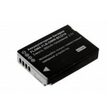 Аккумуляторная батарея Flama FLB-DMW-BCG10 Li-Ion 890mAh для ф/а (Panasonic TZ18. TZ20, TZ10, TZ8)