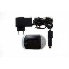 З/у Flama FLC-DE-A83BA для аккум. батарей (PANASONIC DMW-BMB9, FLAMA FLB-DMW-BMB9)