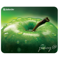 Коврик для компьютерной мыши Defender Juicy sticker 220х180х0.4 мм, 4 вида