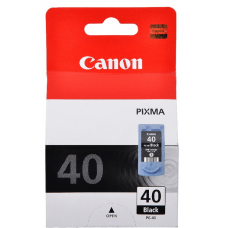 Картридж Canon PG-40 для PIXMA MP450/MP170/MP150/iP2200/iP1600. Чёрный. 330 страниц. 0615B025