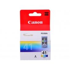 Картридж Canon CL-41 для принтеров PIXMA MP450/PM170/PM150/iP6220D/iP6210D/iP2200/iP1600. Цветной. 315 страниц 0617B025