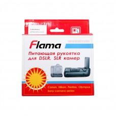 Питающая рукоятка Flama Nikon D5100 c ИК ПДУ (для ф/а D5200, D5100, D3200, D3100)