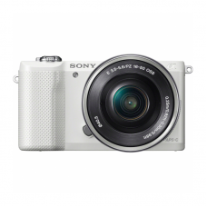 Цифровой фотоаппарат Sony ILCE-5000L 16-50 Kit White (A5000)