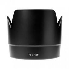 Бленда FUJIMI FBET-86 для объектива Canon EF 70-200mm f/2.8L IS USM