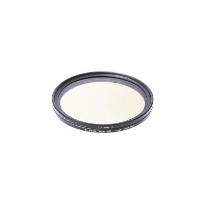 Нейтрально-серый фильтр с переменной плотностью Fujimi Vari-ND / ND2-ND400 46mm
