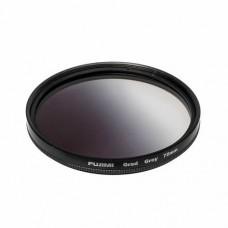 Серый градиентный фильтр Fujimi GC-GREY 55mm