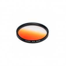 Оранжевый градиентный фильтр Fujimi GC-ORANGE 55mm