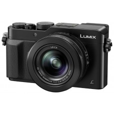 Цифровой фотоаппарат Panasonic DMC-LX100EE-K