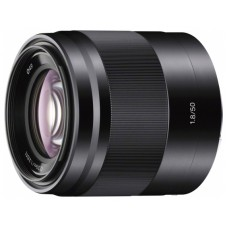 Объектив Sony 50mm f/1.8 OSS Black (SEL-50F18)