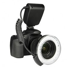 Кольцевая вспышка Travor RF-550D для Nikon, Canon, Olympus, Panasonic