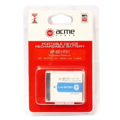 Аккумулятор AcmePower AP-NP-BD1