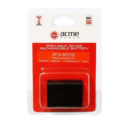 Аккумулятор AcmePower AP-IA-BP210E / BP210R ДЛЯ  SMX-F40, SMX-F43, SMX-F44 , SMX-F50, SMX-F53, SMX-F