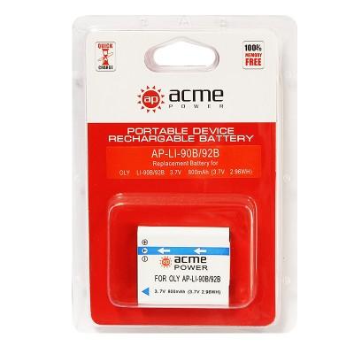 Аккумулятор AcmePower AP-LI-90B / LI-92B
