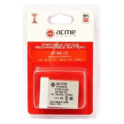 Аккумулятор AcmePower AP-NB-10L