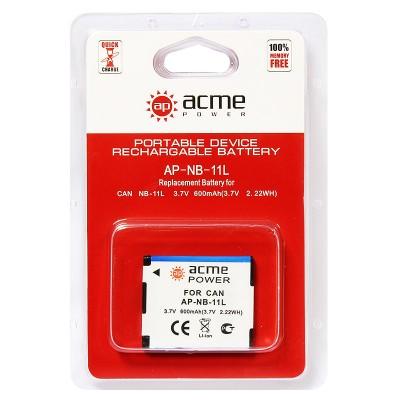 Аккумулятор AcmePower AP-NB-11L / NB-11LH