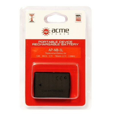 Аккумулятор AcmePower AP-NB-3L