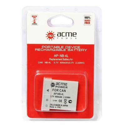 Аккумулятор AcmePower AP-NB-4L / NB-4LH