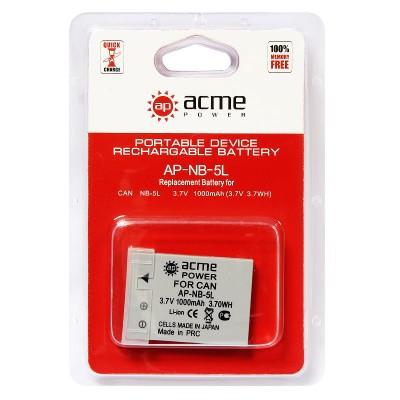 Аккумулятор AcmePower AP-NB-5L