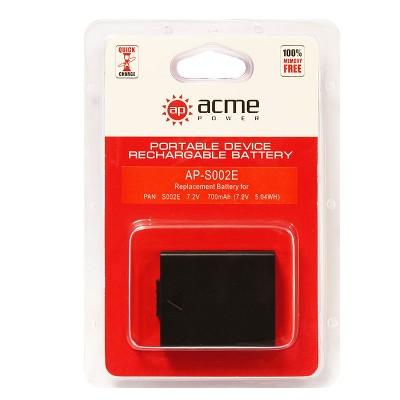 Аккумулятор AcmePower AP-CGA-S002E