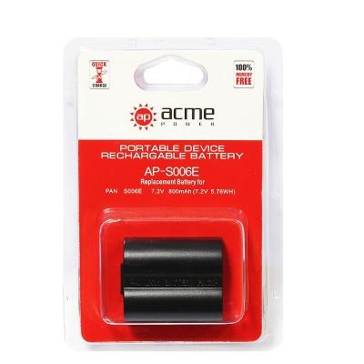Аккумулятор AcmePower AP-DMW-BMA7 CGR-S006E CGA-S006E